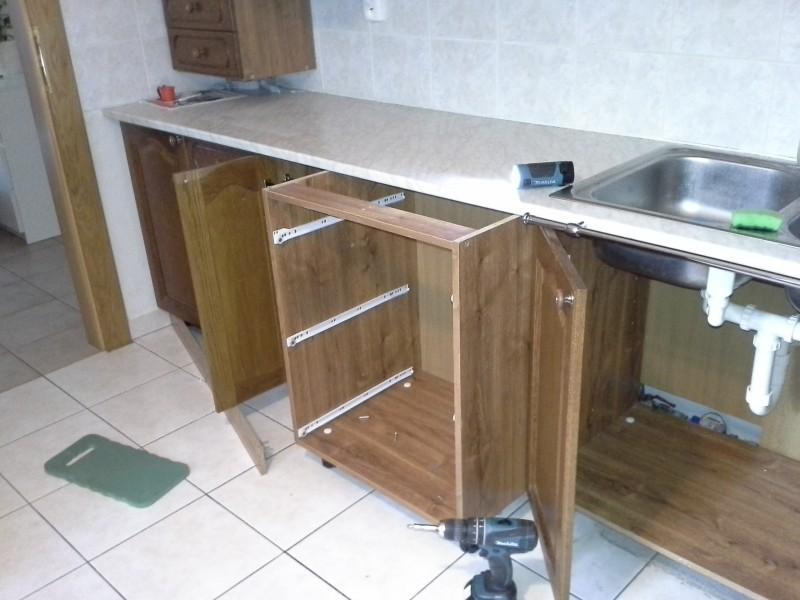 Montáž kuchyně ikea návod